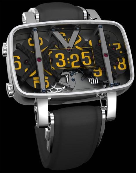 4N Wristwatch