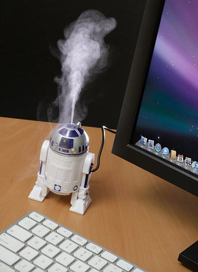 R2-D2 USB Humidifier