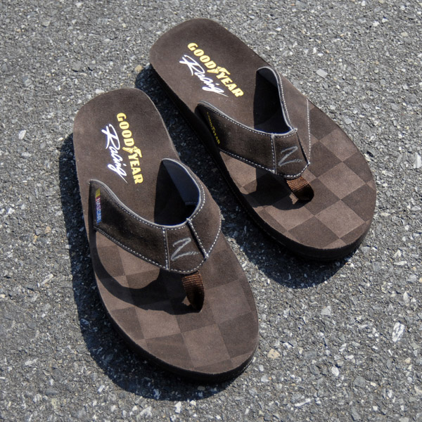 RacerTreadz Sandals