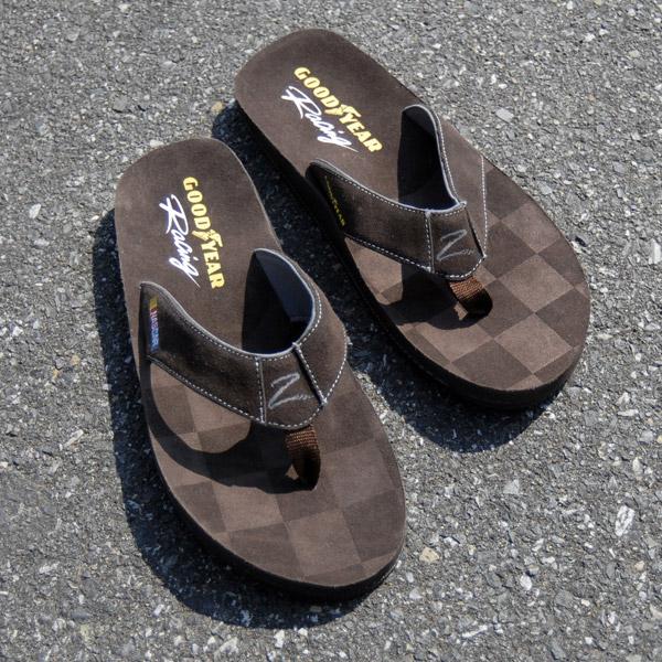 RacerTreadz Sandals