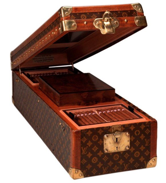 Encyclopaedia Trunk Humidor