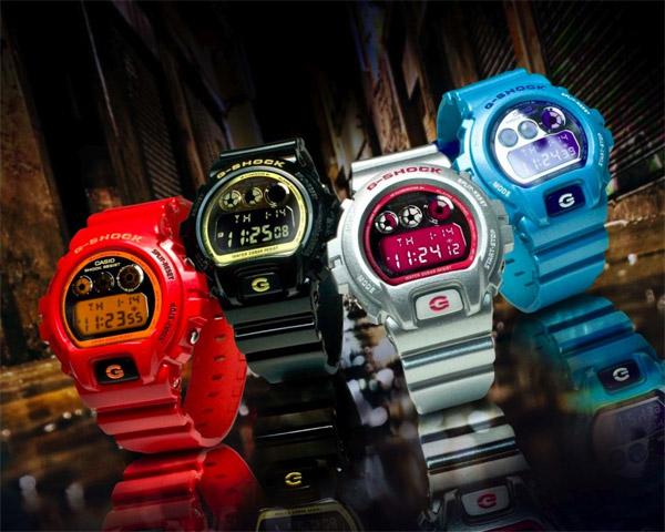 G-Shock DW6900CB
