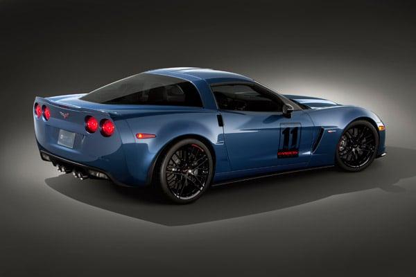 2011 Corvette Z06 Carbon
