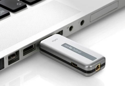 EyeTV Hybrid USB Tuner