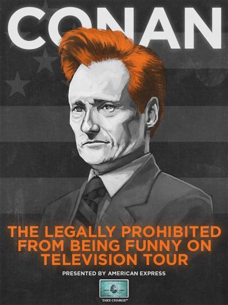 2010 Conan O'Brien Tour