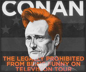2010 Conan O'Brien Tour