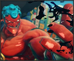 Hakan: Super Street Fighter IV