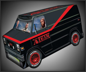 DVD: A-Team Complete Series