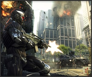 Tech Trailer: Crysis 2