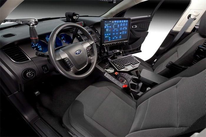 2012 Ford Police Interceptor