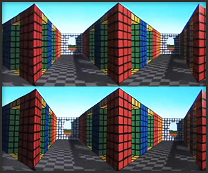 Video: Rubiks Cube Poster
