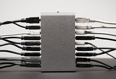 USB Super 16 Port Hub