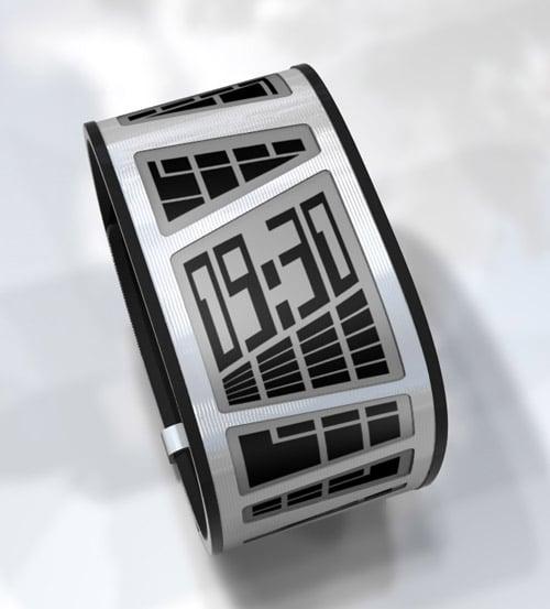 Concept: E-Clock