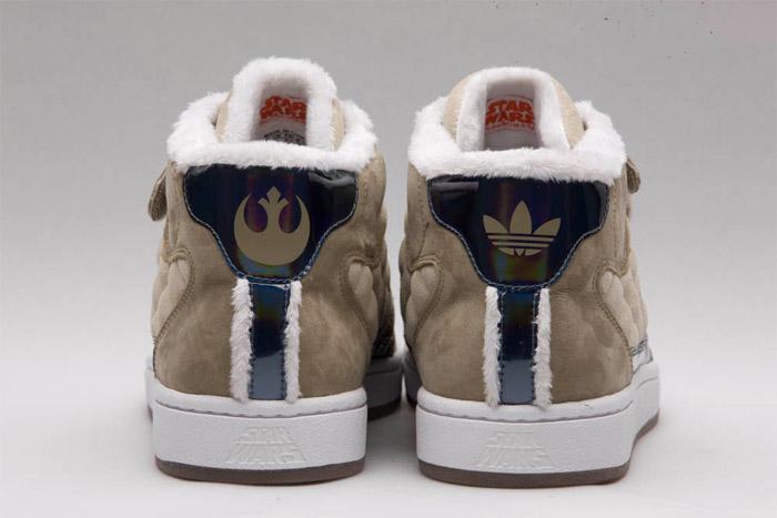 CLOT x Star Wars x Adidas