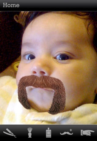 iPhone App: BeardMe