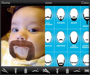 iPhone App: BeardMe