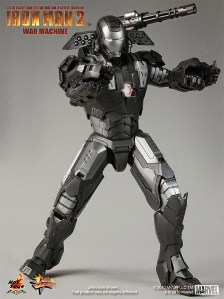 HT Iron Man: War Machine
