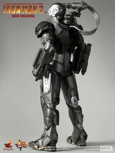 HT Iron Man: War Machine