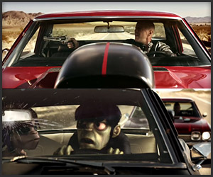 Music Video: Gorillaz – Stylo
