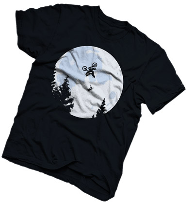 Extreme Terrestrial (T-shirt)