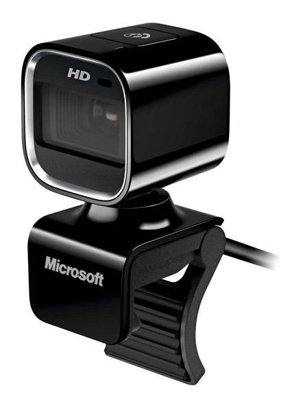 Microsoft 720p LifeCams
