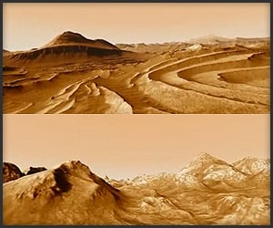 Most Accurate Flyby of Mars