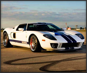 Video: Ford GT World Record