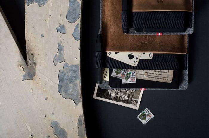 Hard Graft Moleskine Cases