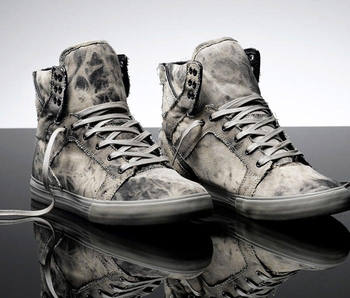Skytop Acid Wash Shoes