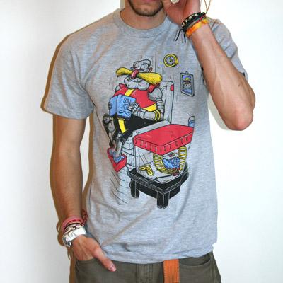 Housebroken T-shirt