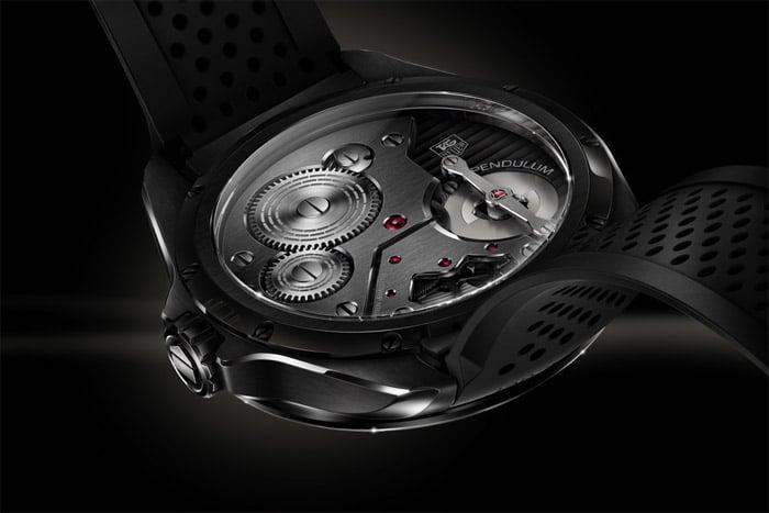 TAG Heuer Pendulum Watch