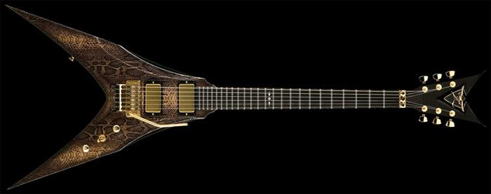 The Venom Guitar