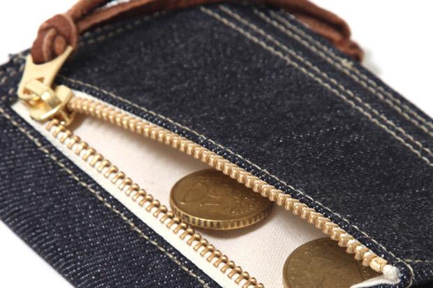 Sanforized Denim Wallet