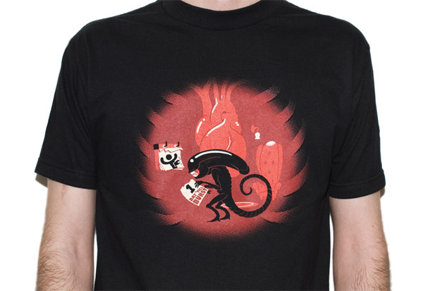 Burst Day T-shirt