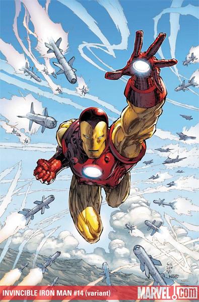 Invincible Iron Man Omnibus