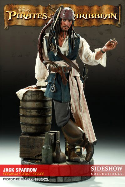 Jack Sparrow Figure