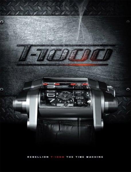 Rebellion T-1000 Watch