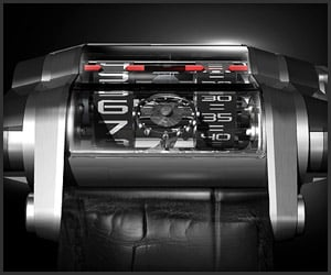 Rebellion T-1000 Watch