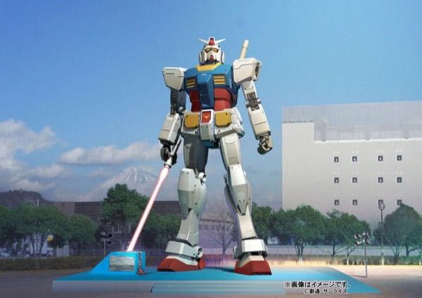 Gundam w/Beam Saber