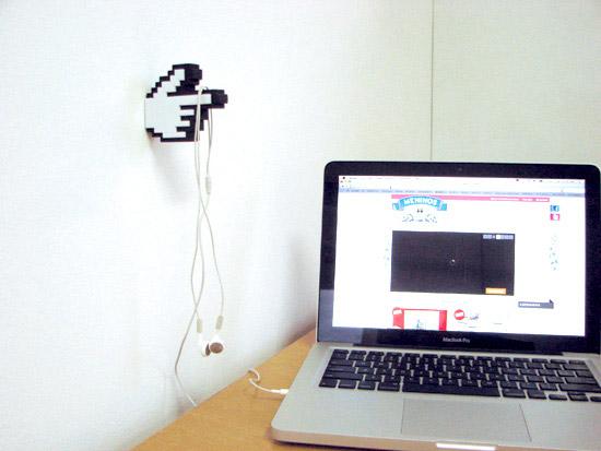 8-Bit Hanger