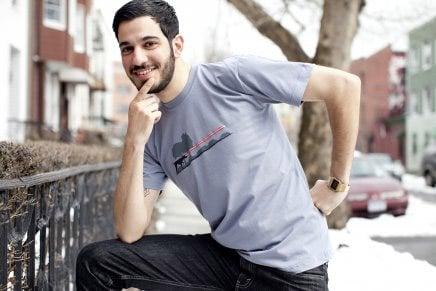 Laser Pointer T-shirt