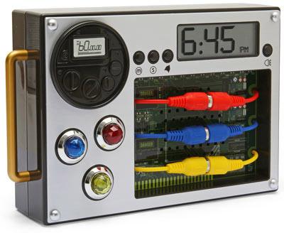 Danger Bomb Alarm Clock