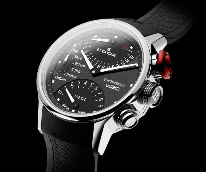 Edox Chronorally Watch