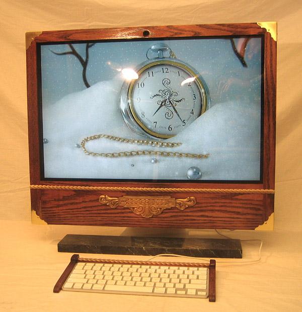 Victorian iMac