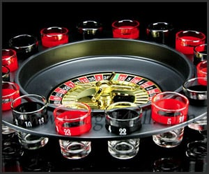 Drinking Roulette Set