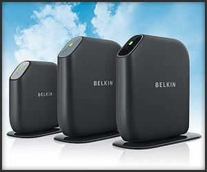 Belkin Wireless Routers