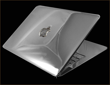 MacBook Air Supreme Ice Edition