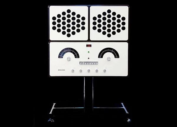 Brionvega RR226 Retro Hi-Fi