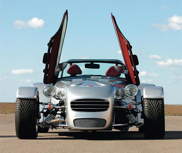 Donkervoort D8 235 E Roadster