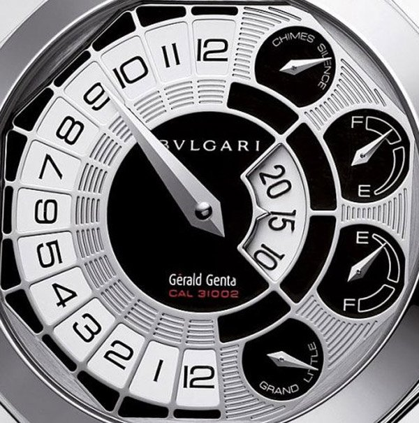 BVLGARI Octo Grande Sonnerie Tourbillon Close-Up